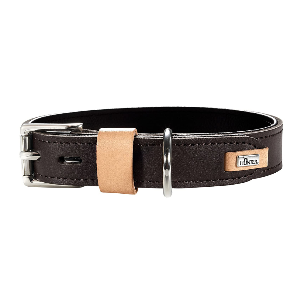 Hunter Collar Cuero Bombay