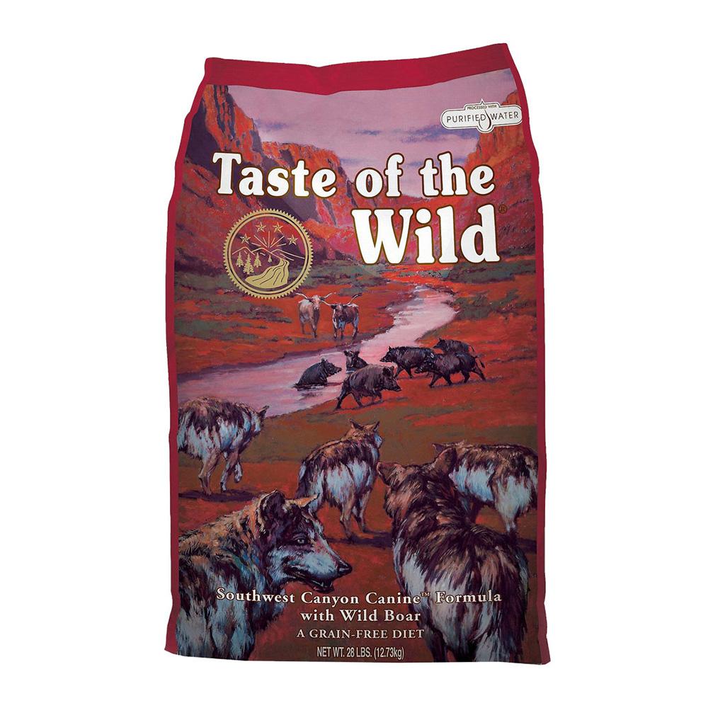 Taste Of The Wild Canine Southwest Canyon