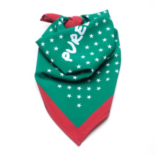 Purebred Bandana Star Christmas