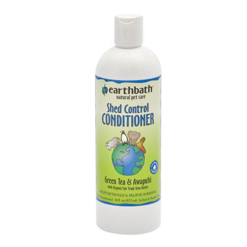 Earthbath Acondicionador Shed Control Green Tea & Awapuhi 473 ml.