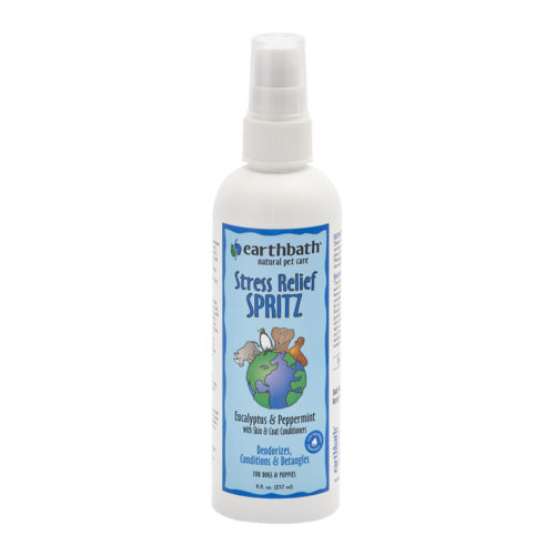 Earthbath Spray 3-In-1 Stress Relief Spritz Eucalyptus & Peppermint 237 ml.