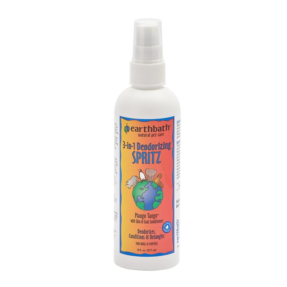 Earthbath Spray 3-In-1 Deodorizing Spritz Mango Tango 237 ml.