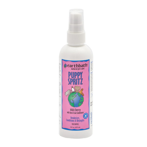 Earthbath Spray 3-In-1 Puppy Spritz Wild Cherry 237 ml.