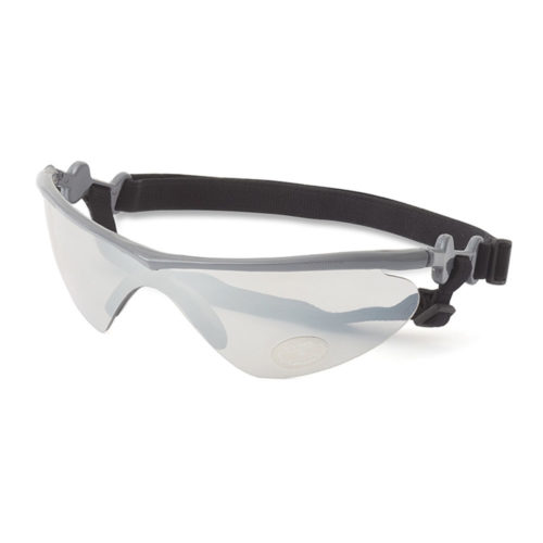 Doggles K9 Optix Rubber Gray Frame