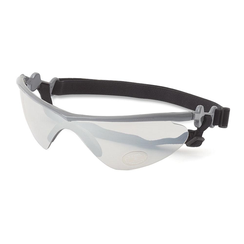 Doggles K9 Optix Rubber Gray Frame