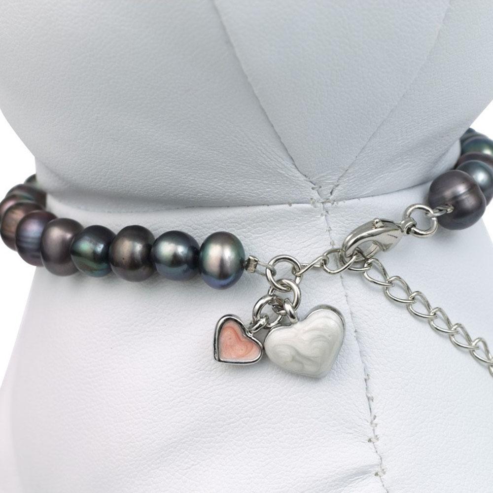 Doggles Collar Perlas