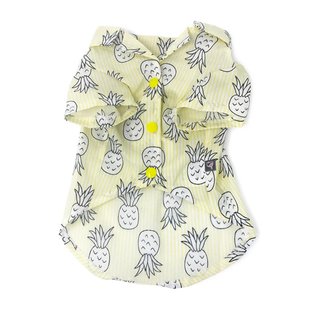 Dogo Camisa Pineapple