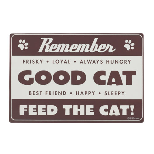 Ore Originals Individual Dinner Cat