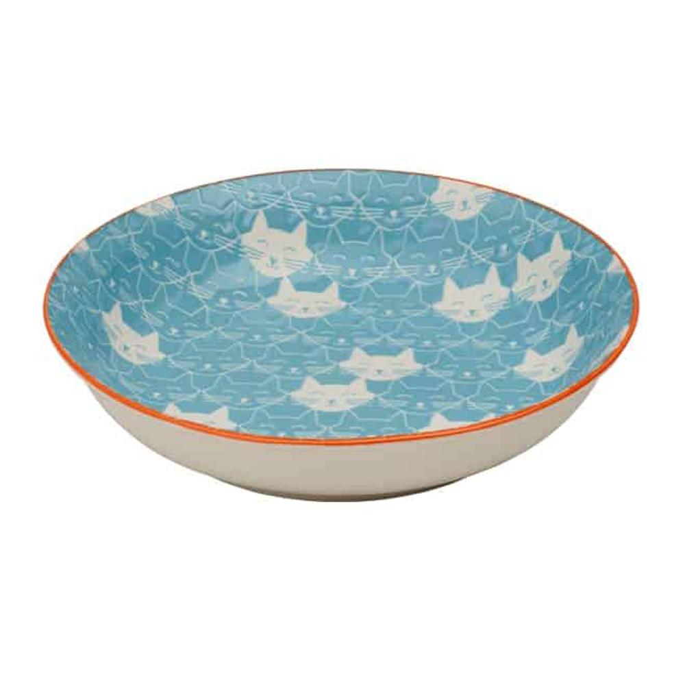 Ore Originals Bowl Whisker Cat Shallow 0.5 L