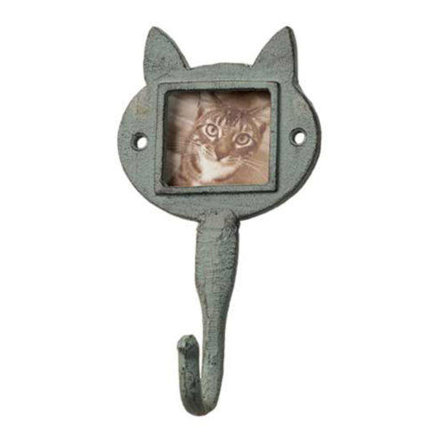 Ore Originals Colgador Cat In Green Finish