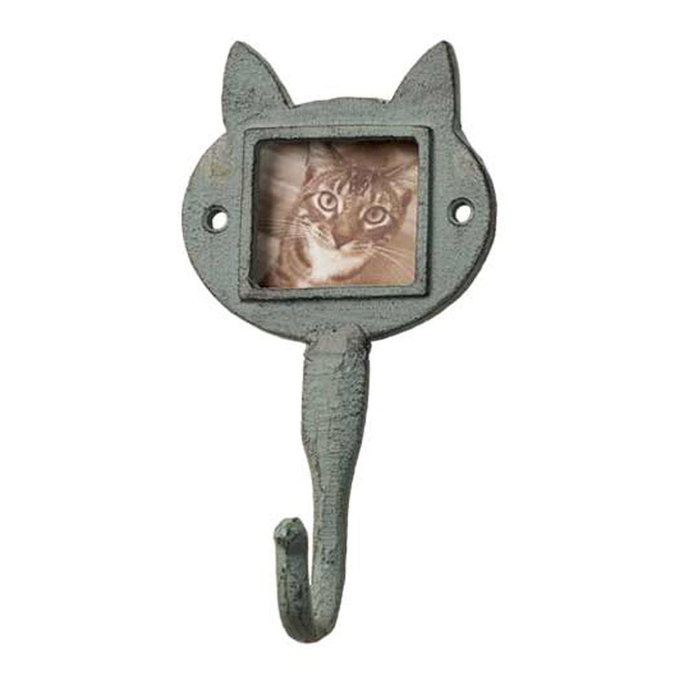 Ore Originals Colgador Cat In Green Finish