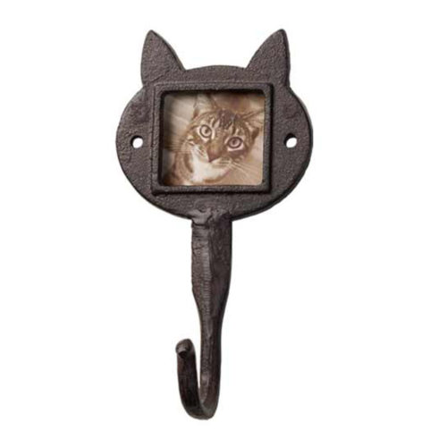 Ore Originals Colgador Cat In Rustic Finish