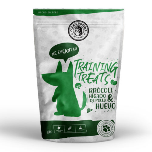 Cookie Dogster Training Treats 100 gr.
