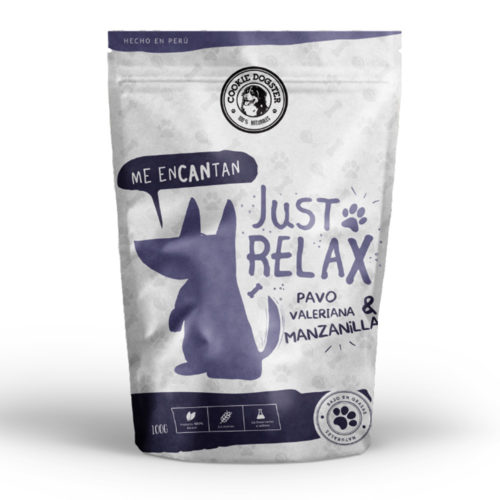 Cookie Dogster Just Relax 100 gr.