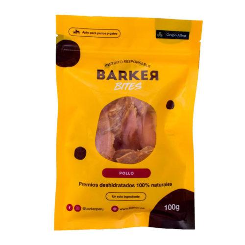 Barker Bites Pollo 100 gr.
