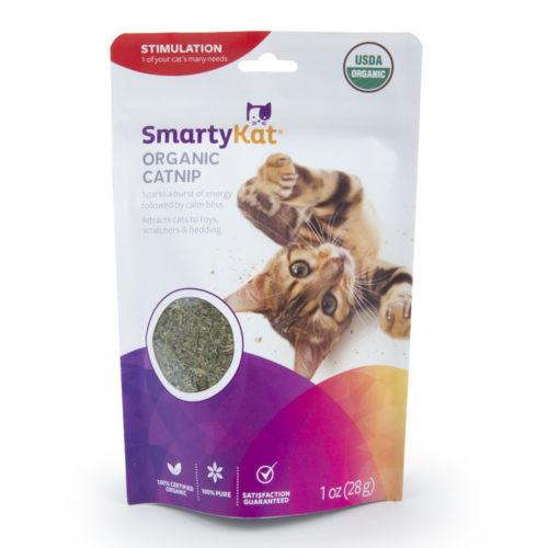 Smartykat Catnip Organico Certified