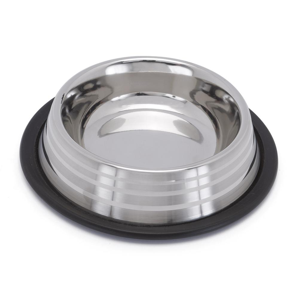 Imac Bowl Acero Antideslizante Silver