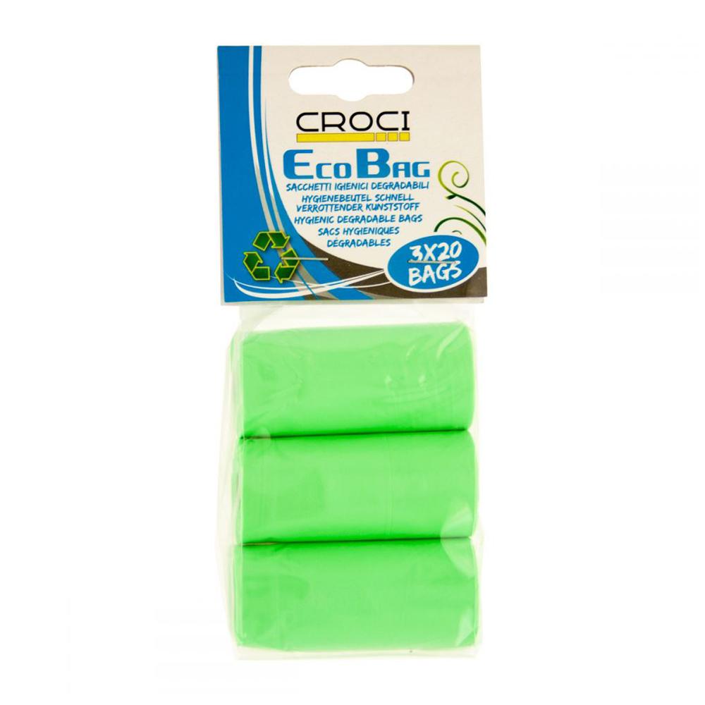 Croci Bolsas De Desechos Eco Bags 3 unid.