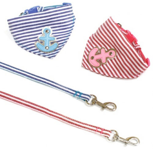 Croci Set Collar y Correa Sailor