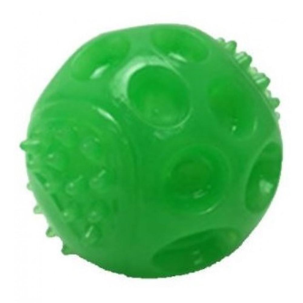 Croci Pelota TPR Glow Squeakball