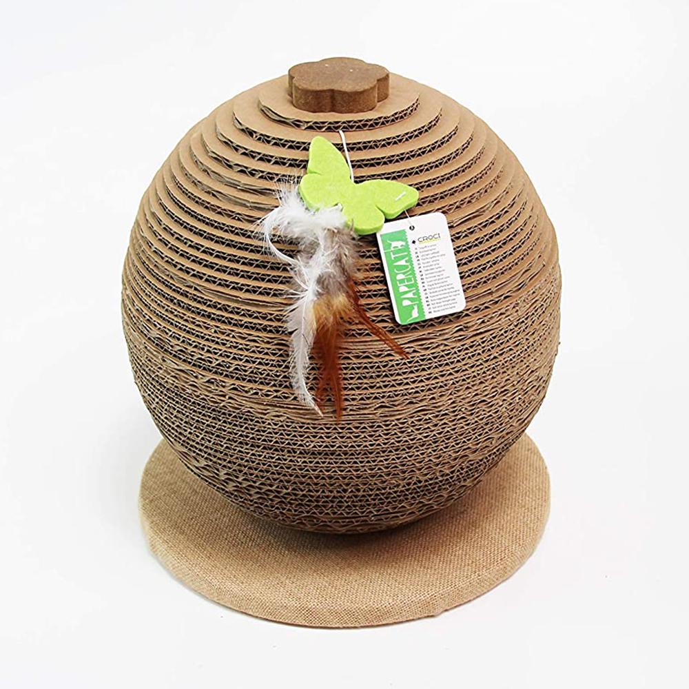 Croci Rascador Papercat Sphere