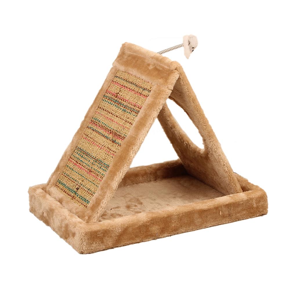 Farm Company Rascador Triangle Shaped