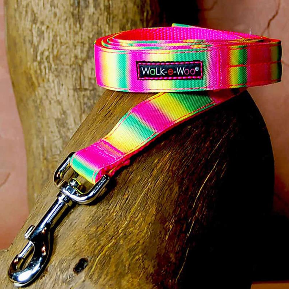 Walk e Woo Correa Tie Dye Pink/Green