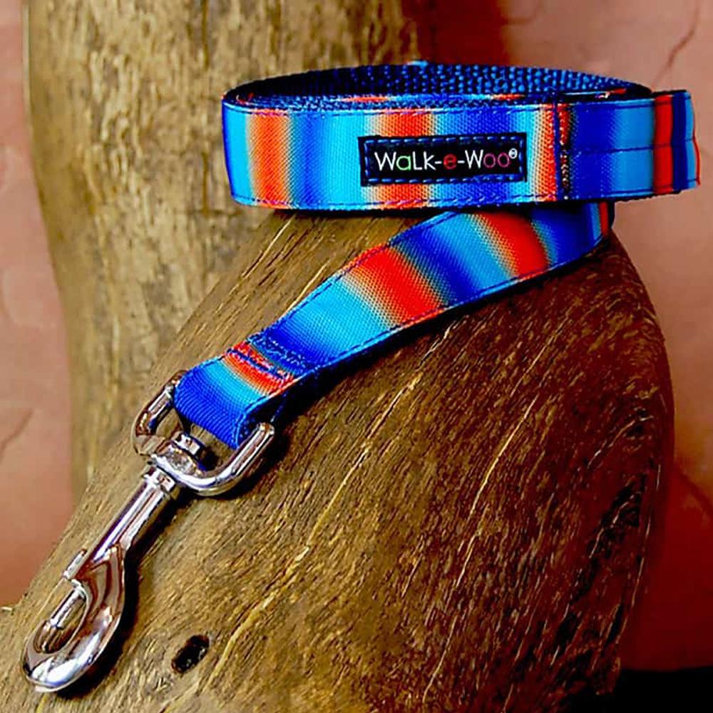 Walk e Woo Correa Tie Dye Blue/Orange