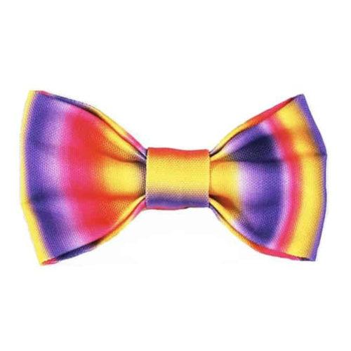 Walk e Woo Moño Tie Dye Pink/Purple