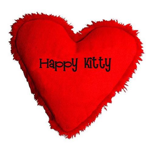 Yeowww Corazon Happy Kitty