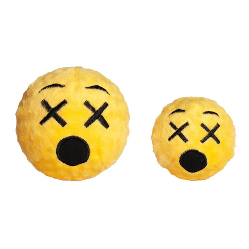 Fabdog Pelota Faball Emoji Astonished