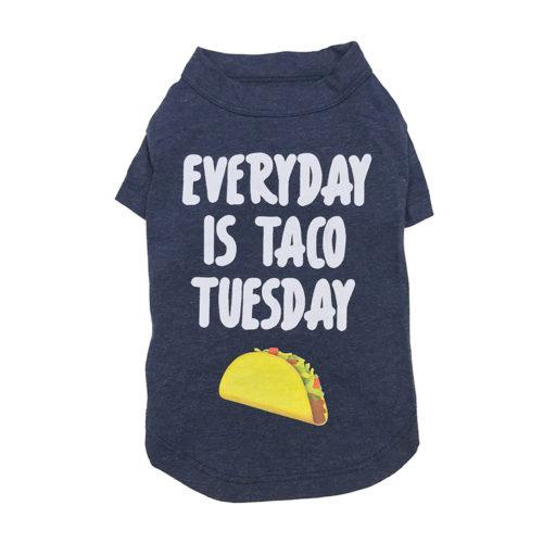 Fabdog Polo Everyday Is Taco Tuesday