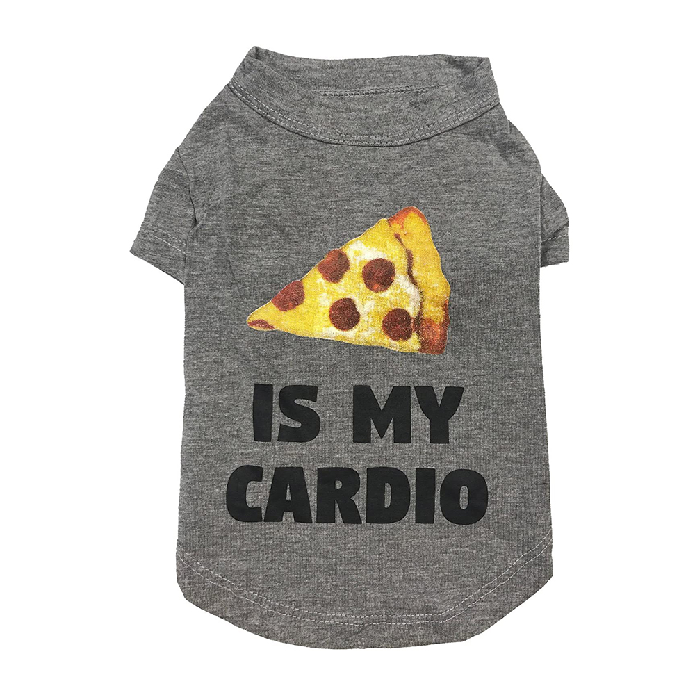 Fabdog Polo Pizza Is My Cardio