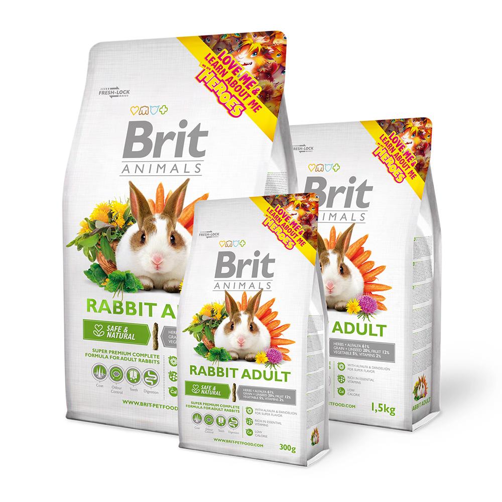 Brit Animals Rabbit Adult