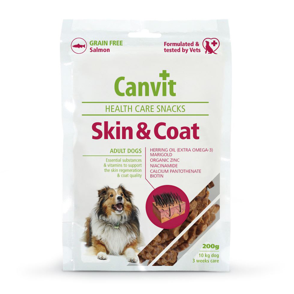 Canvit Dog Skin & Coat 200 gr.