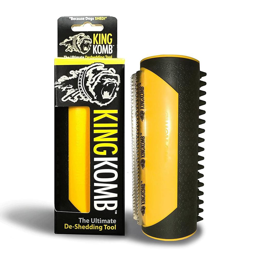 King Komb Cepillo Blade Brush Large