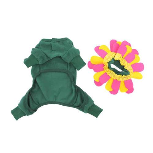 Doggie Design Disfraz Separate Flower