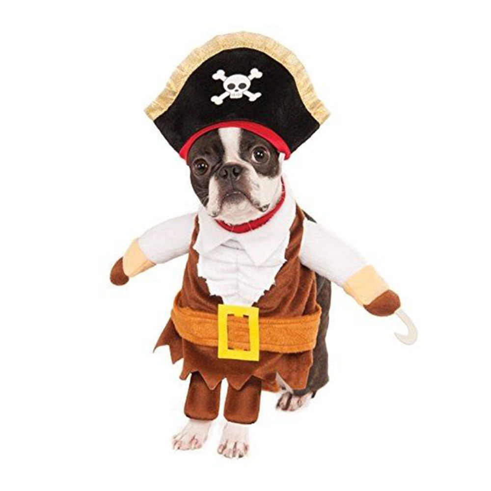 Rubie's Disfraz Walking Pirata