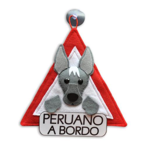 Khurmi Colgante A Bordo Peruano
